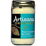 ArtisanaOrganic Art Raw Coconut Butter 14 Oz