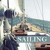 Sailing Boats Calendar 2019: 16 Month Calendar