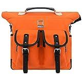 Lencca Mini Phlox Backpack ORANGE Carry on Bag fits Microsoft Surface Pro 4, Pro 3, Surface 2 Pro For Sale