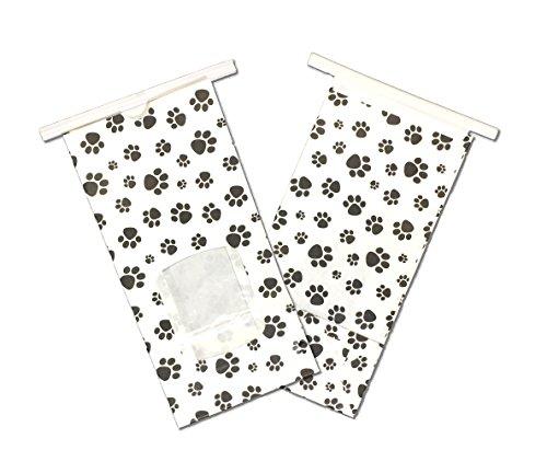 Eco Friendly Kraft Tin Tie Window Coffee Bags - 3