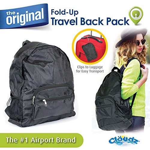 Cloudz Folding Travel Backpack by Cloudz
