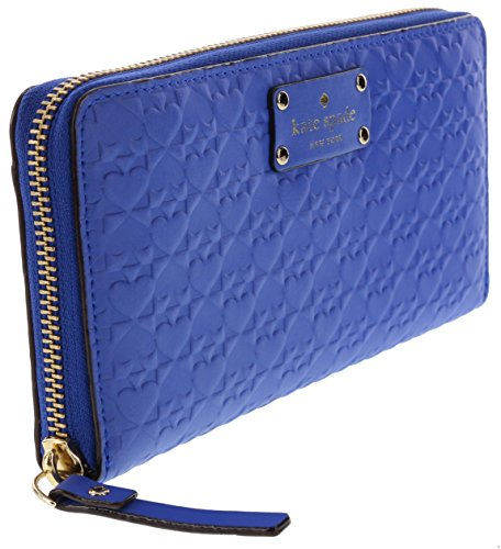 Kate Spade New York Penn Place Embossed Neda Leather Continental Wallet