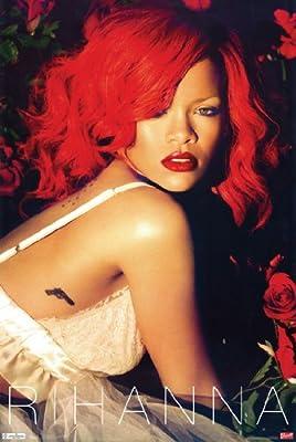 "Rihanna 24"" x 36"" Poster Print"