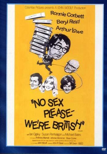 No Sex Please - We're British (The 1975 Postcard)