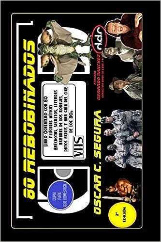 80 REBOBINADOS: EL CINE DE LOS 80S (REBOBINANDO VHS): Amazon ...