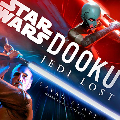 Lost Cast - Dooku: Jedi Lost (Star Wars)