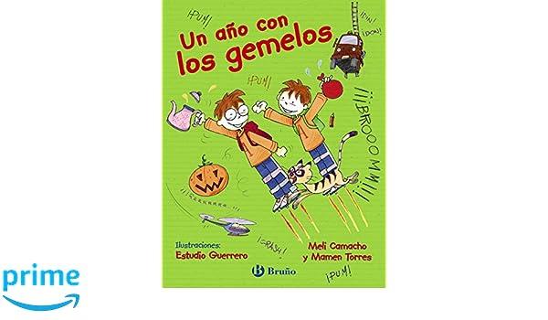 Un año con los gemelos Castellano - A Partir De 6 Años - Personajes Y Series - Los Gemelos: Amazon.es: Mamen Torres, Mercedes Rodríguez Camacho, ...