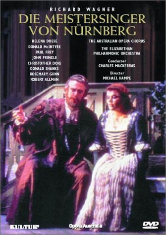 Wagner - Die Meistersinger von Nurnberg / Mackerras, Doese, McIntyre, Opera Australia