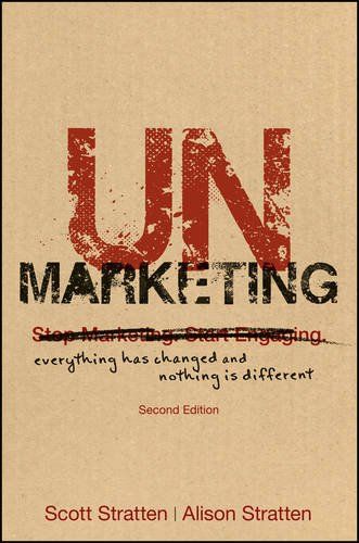 UnMarketing Everything Changed Nothing Different