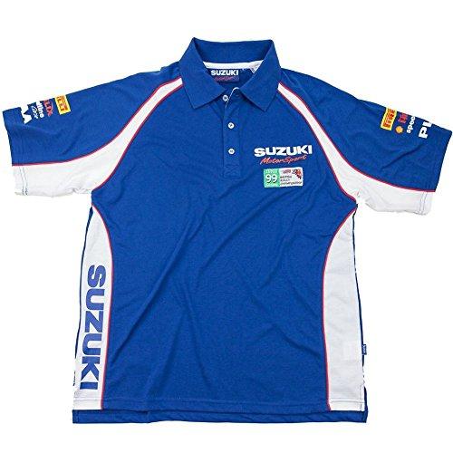 Suzuki Motorsport Swift Rallycross Rally Team Polo Shirt