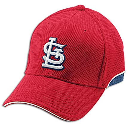 Amazon.com   MLB St. Louis Cardinals Authentic Batting Practice Cap ... 362b89d22092