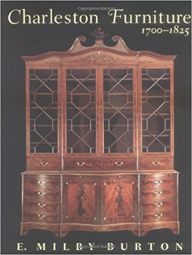 Charleston Furniture, 1700 1825: E. Milby Burton: 9781570031472:  Amazon.com: Books