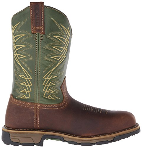 Men's Irish Work Setter Green Brown x7wqxfT0R