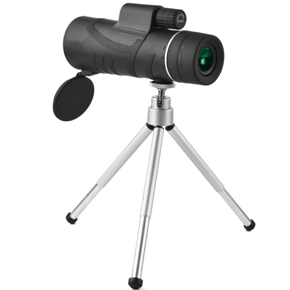 SASA High magnification HD monocular telescope 23mm eyepiece non-infrared night vision telescope
