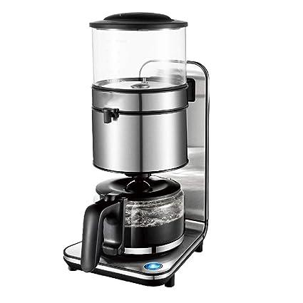 Simple-Coffee Máquina De Café Goteo Máquina De Café De Acero Inoxidable Cuerpo Vidrio Agua