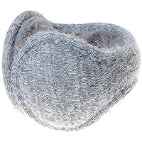 Ear Warmers Rabbit Hair Winter Ear Muffs Foldable Outdoor Earmuffs Unisex