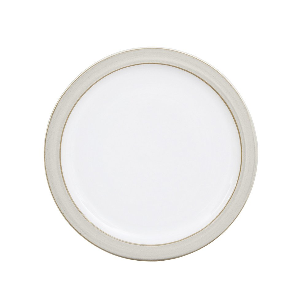 Denby USA Natural Canvas Small Plate CNV-008