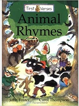 Book ANIMAL RHYMES (First Verses)