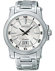 SEIKO PREMIER quartz watch Men's 100M SCJL001