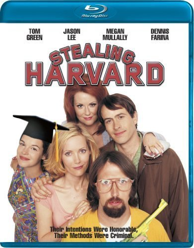 Stealing Harvard [Blu-ray] by IMAGE ENTERTAINMENT by Bruce McCulloch