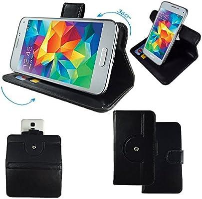 Alcatel Verso – Smartphone Funda/Funda Con 360 ° giratorio y ...