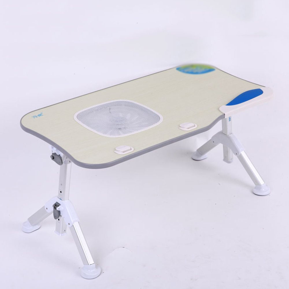 XIA 折り畳みテーブル ラップトップテーブルベッド小型テーブル折りたたみ可能な大学生の学生寮ルームレイジーテーブル環境保護ポータブル600 * 330ミリメートルグレーグリーン ( 色 : Gray -2 ) B07BV5T915 Gray -2 Gray -2