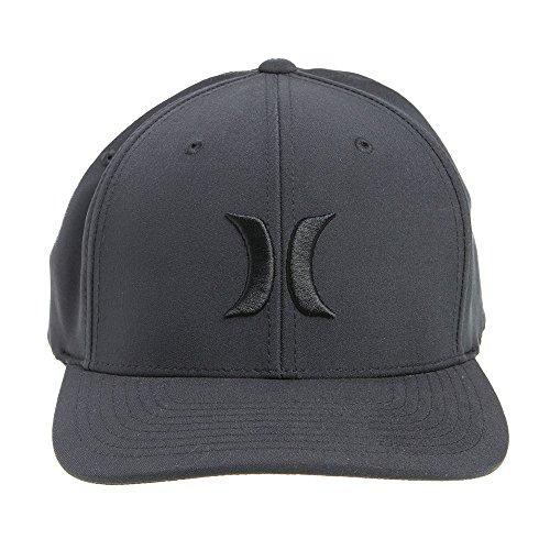 Hurley Mens Cutback Cap L/XL Black
