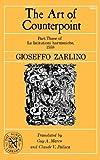 The Art of Counterpoint, Gioseffo Zarlino, 0393008339