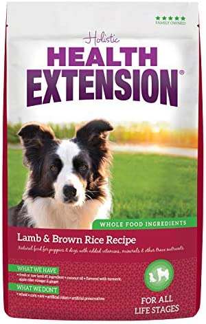 Health Extension Lamb Brown Rice Recipe
