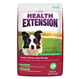 Health Extension Lamb and Brown Rice Dry Dog Food ...