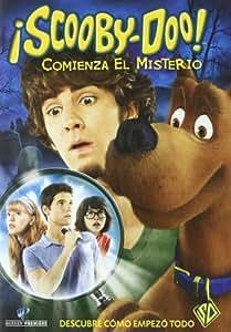 ¡Scooby-Doo! Comienza El Misterio [DVD]