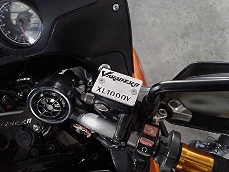Cubre tapón del depósito de Freno para Honda XL1000V Varadero 99-11: Amazon.es: Coche y moto