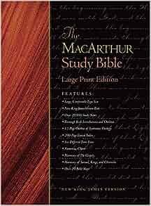 Choosing a Good Study Bible