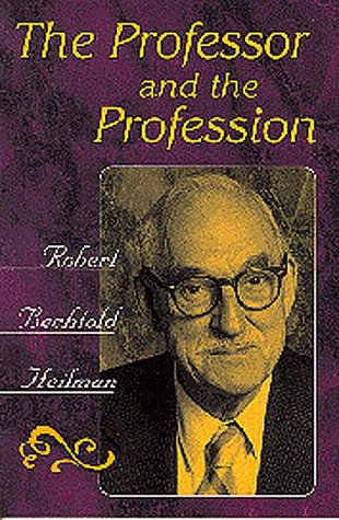 The Professor and the Profession by University of Missouri