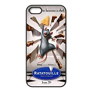 Ratatouille iPhone 4 4s Cell Phone Case Black Phone cover W9292067