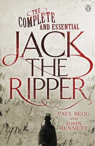 The Complete and Essential Jack the Ripper (Johnny Depp Steampunk)