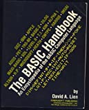 The BASIC Handbook, David A. Lien, 0932760007
