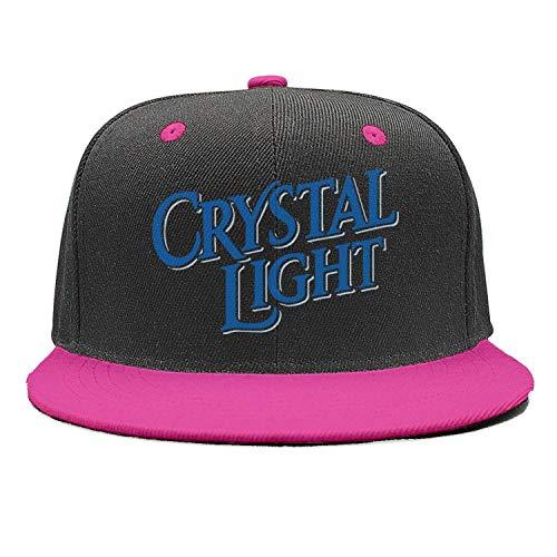 c Personalized Hat Crystal-Light- Trucker Cap for Men ()