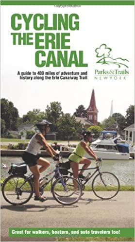 Cycling the Erie Canal: A Guide to 400 Miles of Adventure and ...