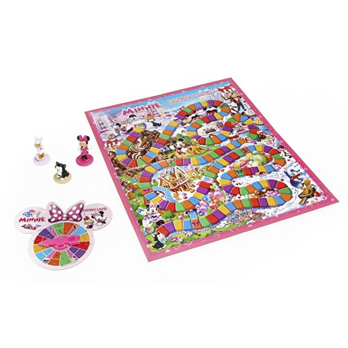 Review Candy Land Game Disney