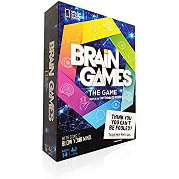 Brain Games - The Game - Based on the Emmy Nominated National Geographic Channel TV Series