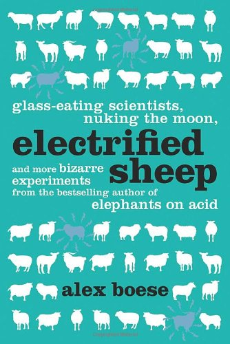 Electrified Sheep: Glass-eating Scientists, Nuking the Moon, and More Bizarre - Conspiracy Glasses