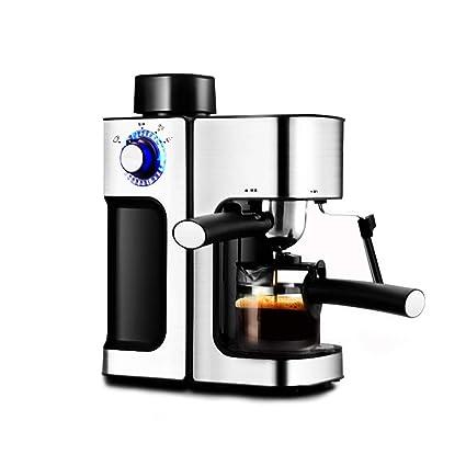 Cafetera Máquina de café Espresso máquina de café casera semiautomática Vapor pequeña máquina de café Comercial