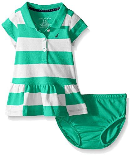 Infant Pique Dress - 4