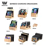 MobileVision Bamboo Multi Device Organizer for