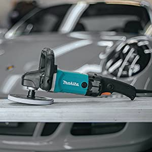 Makita 9237C 7-Inch Polisher/Sander