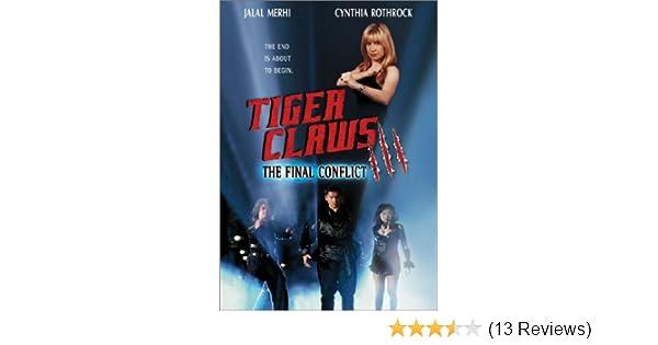 Amazon com: Tiger Claws 3: Jalal Merhi, Cynthia Rothrock