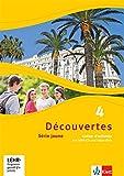 Découvertes / Série jaune (ab Klasse 6): Découvertes / Cahier d'activités mit MP3-CD und Video-DVD: Série jaune (ab Klasse 6)