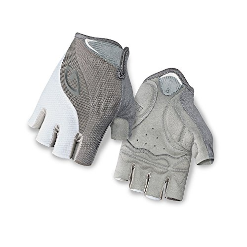 Giro Tessa Gel Womens Cycling Gloves White/Titanium for sale  Delivered anywhere in USA