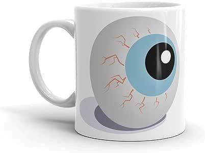 Amazon.com | Eye 10oz Coffee Tea Mug #7205: Coffee Cups & Mugs